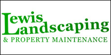 LEWIS LANDSCAPING AND PROPERTY MANAGEMENT
