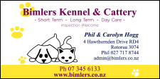 Bimlers Kennel & Cattery